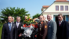 TS-Segnung 2001