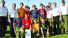 Jugendwettkampfgruppe