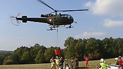Flugstützpunktübung 2011