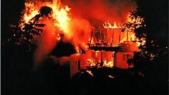 Brand Freilichtmuseum 1996