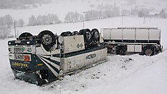 Tankwagenunfall 2005