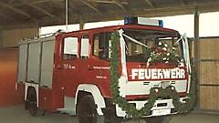 TLF-Segnung 1992