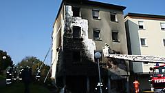 Fassadenbrand 2007