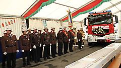 Zeltfest mit Fahrzeugsegnung 2010