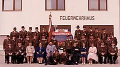 100-Jahrfeier und Fahrzeugsegnung 1982