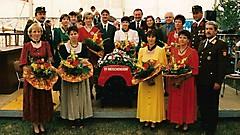 TS-Segnung 1998