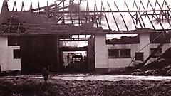 Wirtschaftsgebäudebrand 1989