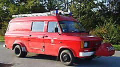 Kleinlöschfahrzeug