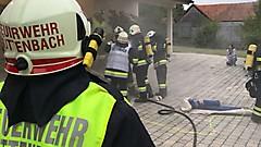 Übung in Badersdorf