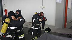 Atemschutzleistungsprüfung