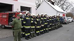 Inspizierung der FF Strem und Sumetendorf, 03.03.2018