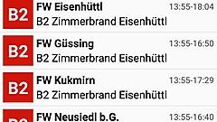 Brand Eisenhüttl