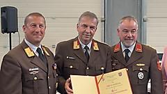 Ehrenabschnittskommandant Ernst Kanzer