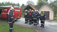 Inspizierung/Branddienstleistungsprüfung
