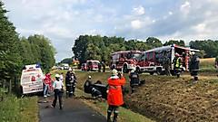 Unfall Rauchwart/Bocksdorf