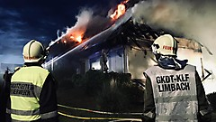 Gebäudebrand Kukmirn