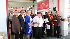 Festakt in Stegersbach