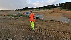 S7 - Besichtigung Baustelle