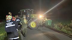 Traktorbergung Bildein 2