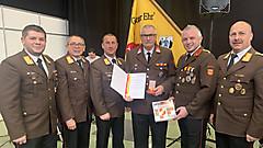 Auszeichnung HBM Eberhardt Gottfried