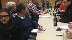 Sitzung der Verantwortlichen für die Jugendarbeit im Bezirk
