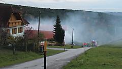 Abschlussübung in Ollersdorf