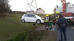 Verkehrsunfall auf der L250
