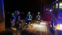 Zimmerbrand in Ollersdorf