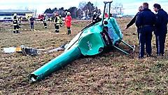 Hubschraubercrash in Punitz