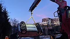 Fahrzeugbergung in Stegersbach