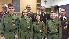 Jahreshauptdienstbesprechung in Rehgraben