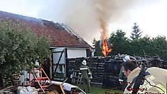 Fordernder Juli - Feuerwehr Güssing