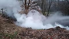 Flurbrand Heiligenkreuz