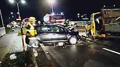Verkehrsunfall Neustift/Güssing