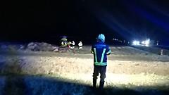 Unfall auf der L118