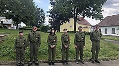 Wissenstest in Gerersdorf