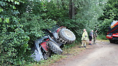 Traktorbergung Luising