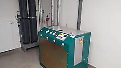 Neue Atemluftfüllstation in Stegersbach