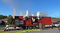 Heisser Container in Stegersbach